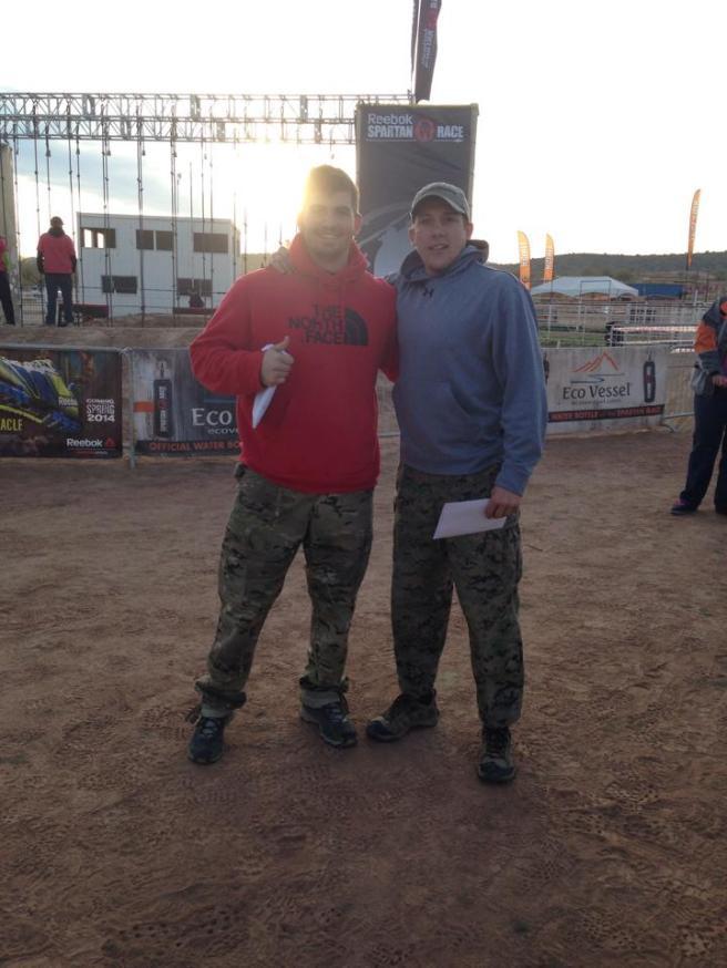Kiernan Spartan Race 2014