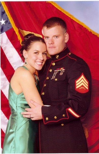2008 Marine Corps ball